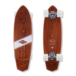 Almond Surfboards - Almond Surfboards & Designs x Shakastics Custom Planks Skateboard