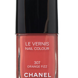 CHANEL - LE VERNIS #307 ORANGE FIZZ