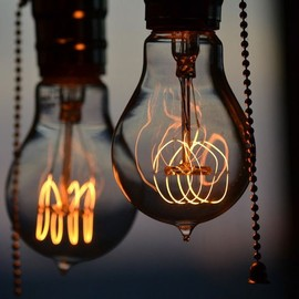 Bulbrite - Nostalgic Edison Light, 1920 Antique Style Bulb