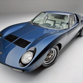 The Lamborghini 400GT Flying Star II by Touring