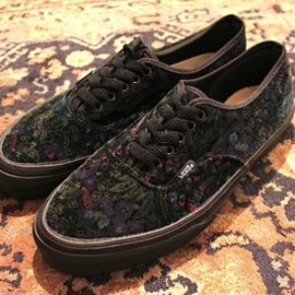 "VANS - AUTHENTIC ""PAISLEY"""