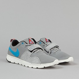 NIKE SB - Trainerendor - Base Grey/Vivid Blue/Sail/Black