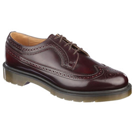 Dr.Martens - 3989 BROGUE SHOE BURGUNDY