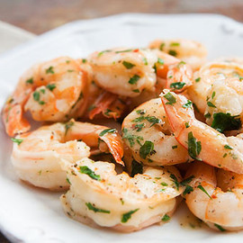 scampi - Shrimp Scampi (photo)