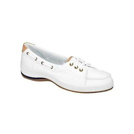 Keds - White Boat Shoes
