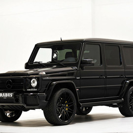 Mercedes-Benz - G63 AMG   B62 620 Widestar Edition | By BRABUS