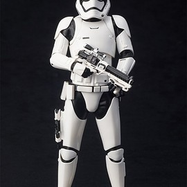 KOTOBUKIYA - STAR WARS ARTFX+ FIRST ORDER STORMTROOPER