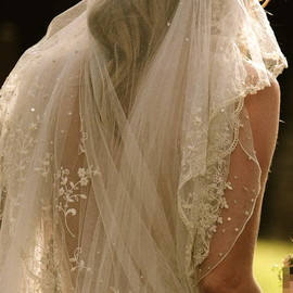 prettie-sweet:Kate Moss wedding dress designed by John Galliano