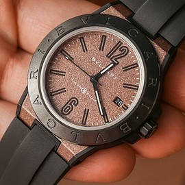BVLGARI - Bulgari Diagono Magnesium Concept Connected Watch