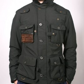 Barbour by To Ki To - Barbour Spey Jacket Black