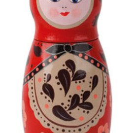 Babushka - Pepper Mill