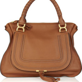 Chloe - Marcie large leather tote