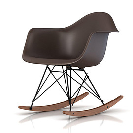 Herman Miller - Eames Molded Plastic Arm Shell Chair