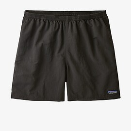PATAGONIA - BAGGIES SHORTS / BLACK