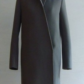 HAIDER ACKERMANN - wool coat