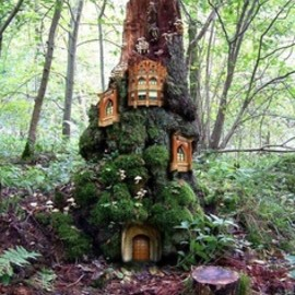 Arrietty's new digs? Studio ghibli