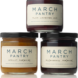 March Pantry - Jam