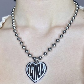 internet girl - THE iGIRL PENDANT
