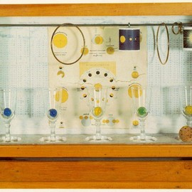 Joseph Cornell - Untitled (Solar Set) 1956-58