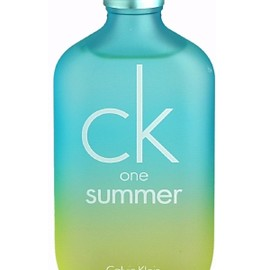 Calvin Klein - ck one summer 2006