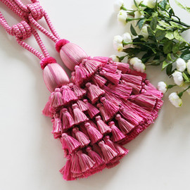 kino - Large France Tassel