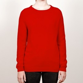 CHAUNCEY - Cashmere large neck sweater