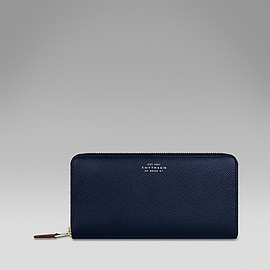 SMYTHSON - panama large slim purse