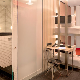 Pod 39 Hotel - Low-cost hotel, New York, near Grand Central Station