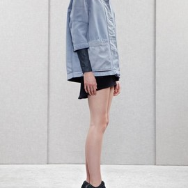 Acne - Brancusi Aw11 Jacket in Blue
