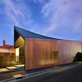 jackson clements burrows architects - harold street residence