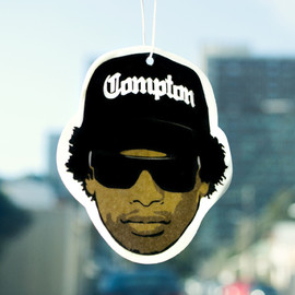 HANGING WITH THE HOMIES - EAZY-E AIR FRESHENER