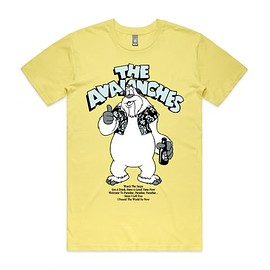 The Avalanches T-Shirt Club - Yeti Lemon Shirt by The Avalanches