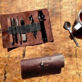 Onehundred - Leather Tool Roll