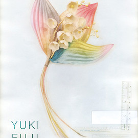 YUKI FUJISAWA - The three flowers [Lily of the valley -Corsage]