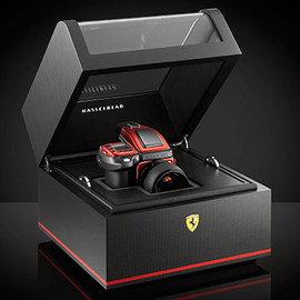 Hasselblad - Hasselblad H4D-40 Limited Ferrari Edition