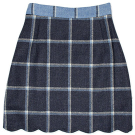 HOUSE OF HOLLAND - Scallop Coco Skirt