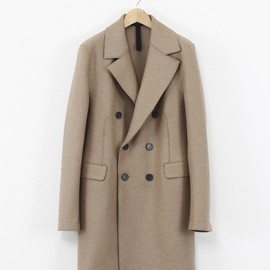 Harris Wharf London - Double Breast Wool Coat