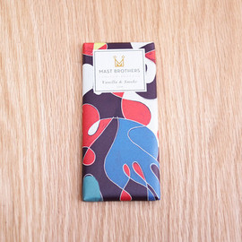 Mast brothers - Vanilla & Smoke Dark Chocolate Limited Edition
