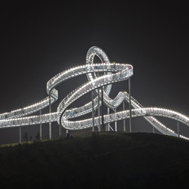 Heike Mutter and Ulrich Genth - Tiger & Turtle - Magic Mountain