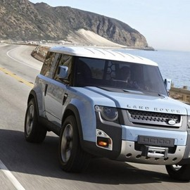 Land Rover - Land Rover baby SUV