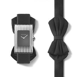 BOUCHERON - black_bow/watch