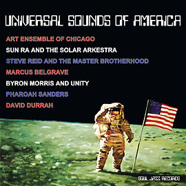 Various Artists - Universal Sounds of America
