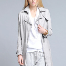sisii - 006 Sisii _ 97JL. Trench Coat - Women