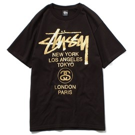 Stussy - Foil World Tour Tee