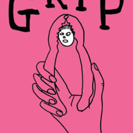 David Shrigley - GRIP - Reprinted 2008