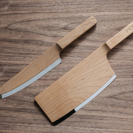 The Federal - Maple Set Knives