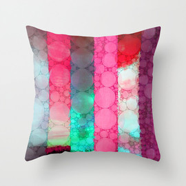 Society6 - Colors of Sunrise Throw Pillow