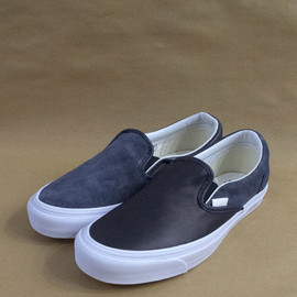 VANS, ENGINEERED GARMENTS - Classic Slip-On LX