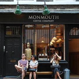 Covent Garden, London - Monmouth Coffee Company