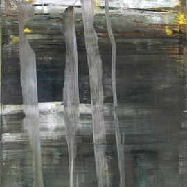 Gerhard Richter - Woods (2), 2005, oil on canvas